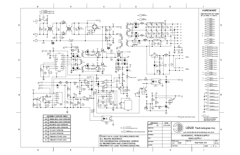 mackie srm450v2 power supply sch service manual download schematics rh elektrotanya com Quick Reference Guide Quick Reference Guide