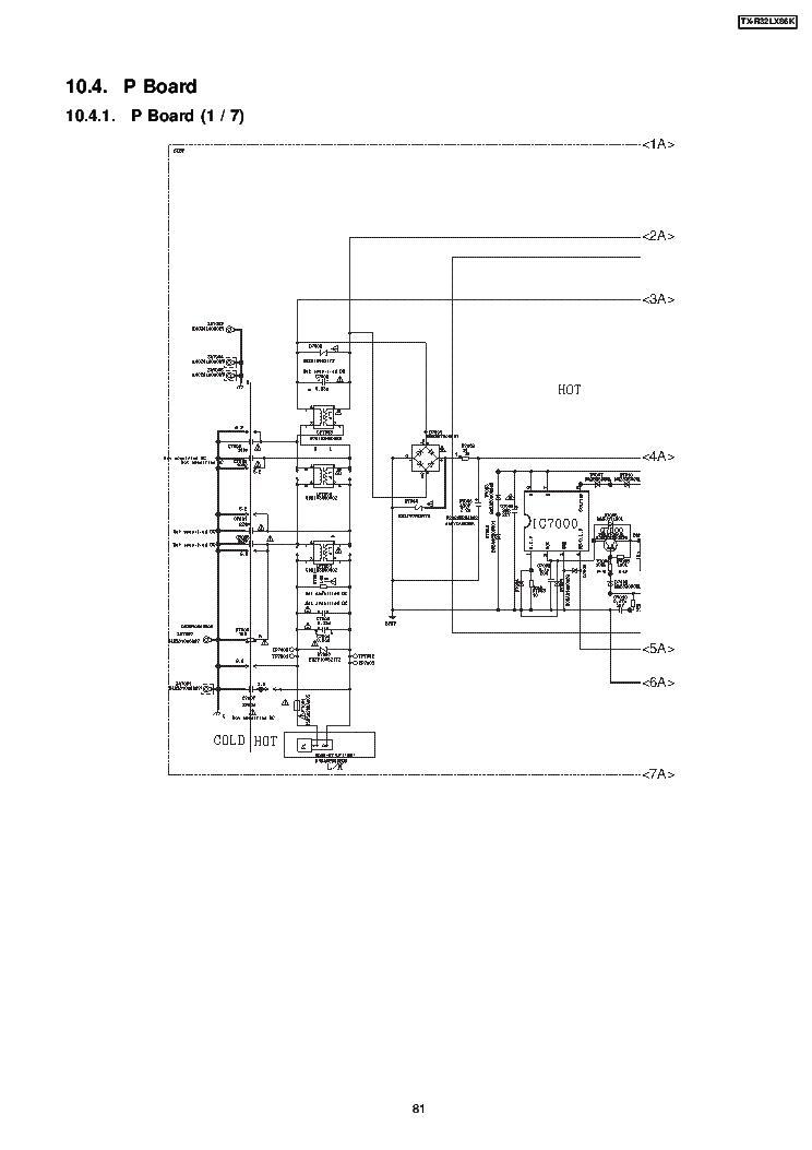 Panasonic Npx806ms2 Etx2mm806mvh Psu Service Manual