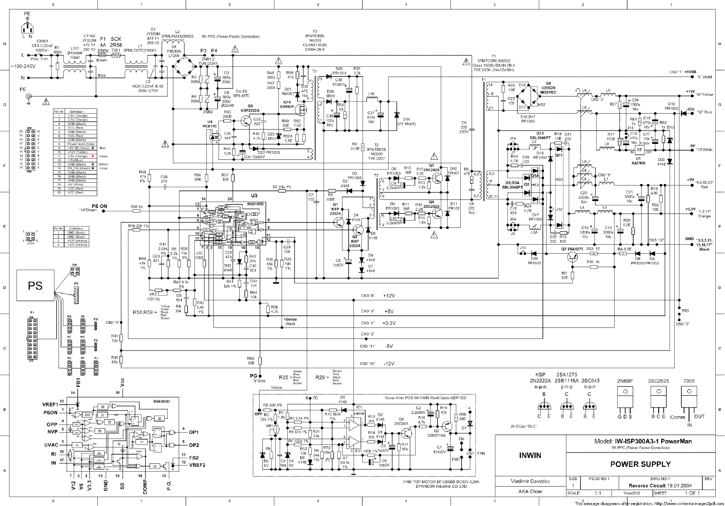 computer power supply 350 watts schematic diagram data wiring u2022 rh kshjgn pw