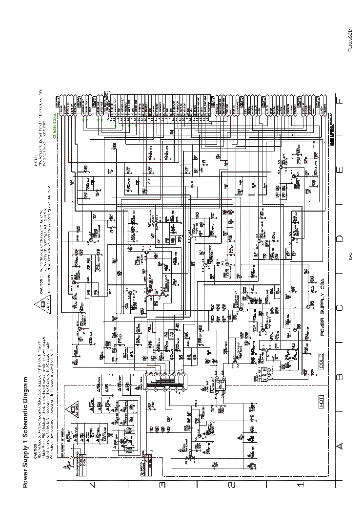 PHILIPS FL10.3SCM1 BA94F0F01026 SMPS SM Service Manual download ...