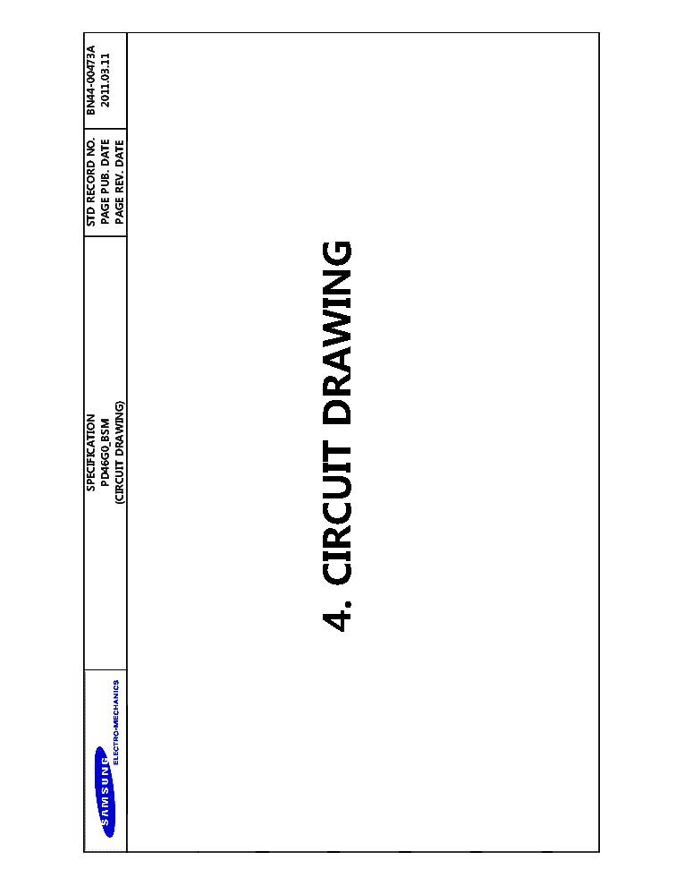 SAMSUNG BN44-00473A PSLF121A03S SMPS UE40D5003 Service Manual ...