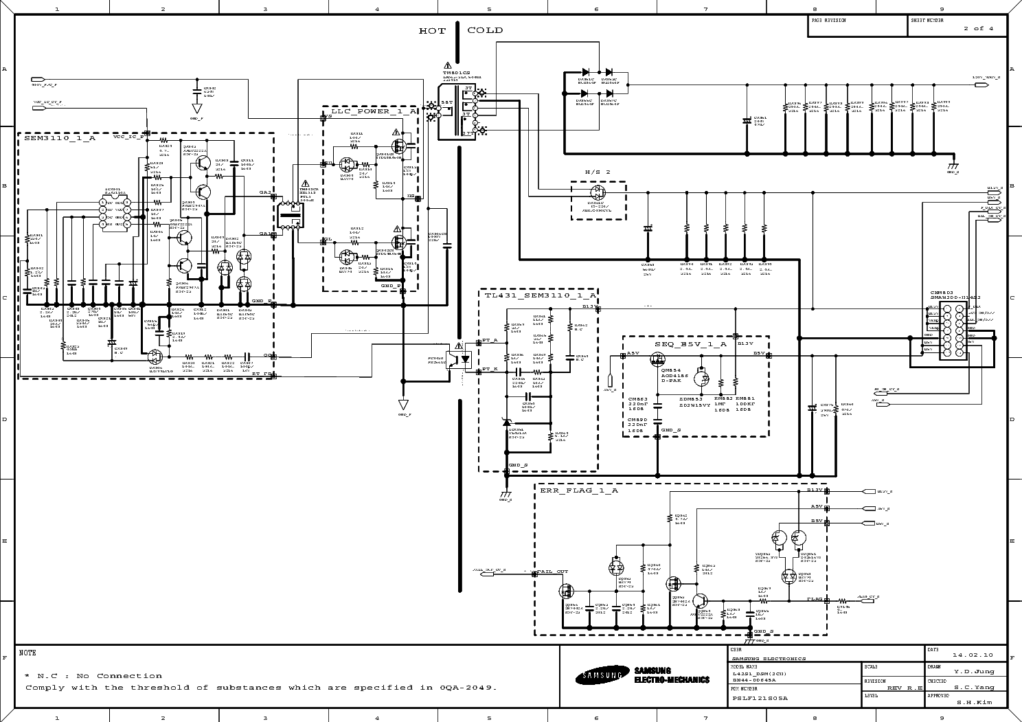 Smps Schematic Diagram - Wiring Diagrams List