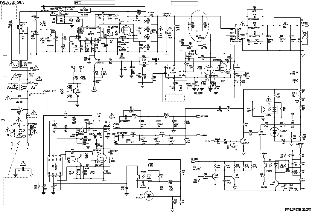 tcl 32d10 power