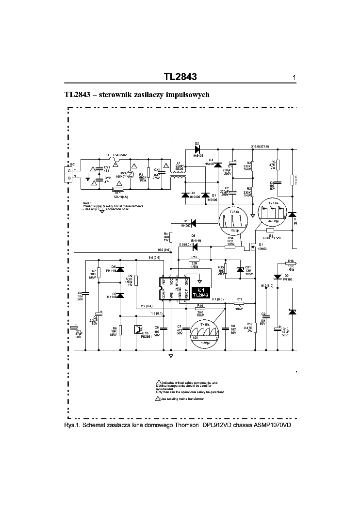 Инструкция thomson dpl912vd