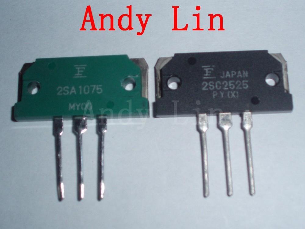 Végtranzisztor páros.