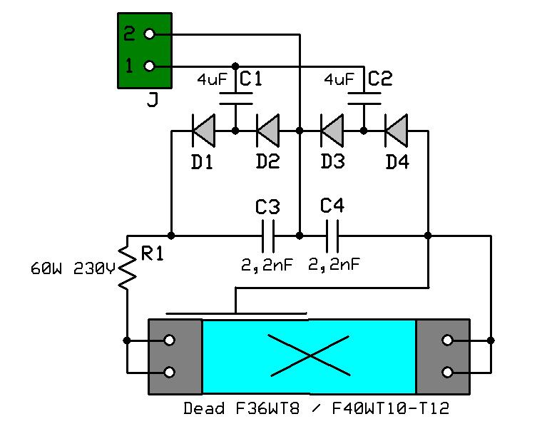 Wiring diagram of light with electronics choke jzgreentown electronic choke circuit diagram for light circuit ccuart Images